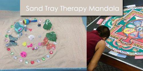 sand-tray-therapy-mandala