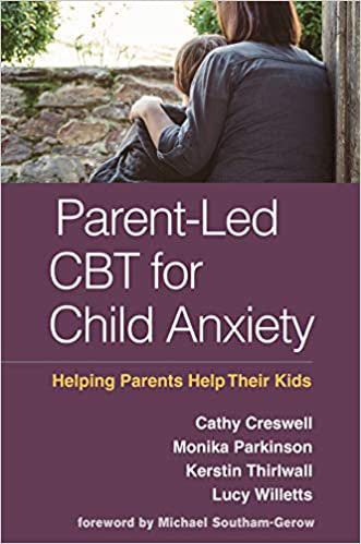 how cbt can treat children with anxiety disorder? 1