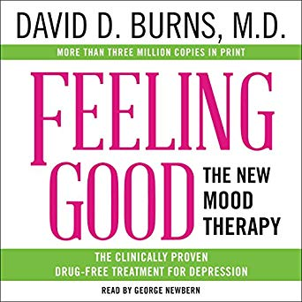 book review: feeling good - from a depression patient. 1