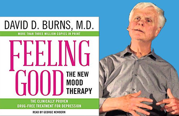 Book Review: Feeling good – from a depression patient.