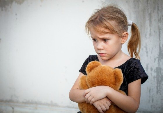 Children with Anxiety Disorder