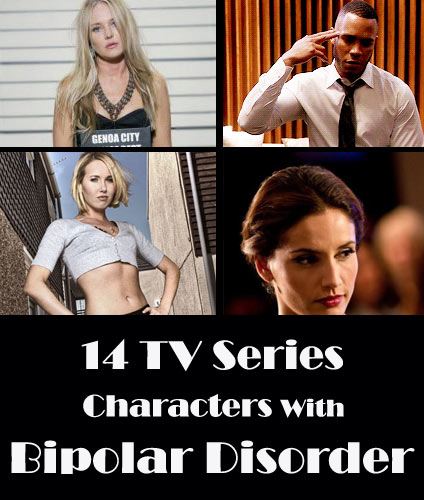 14 tv series  characters with bipolar disorder