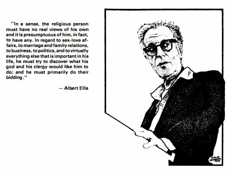 life of albert ellis biography 5