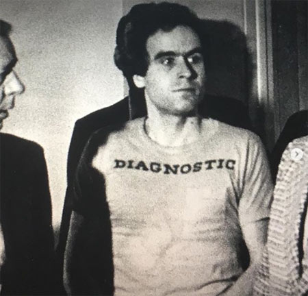 Ted Bundy :  Pathological Narcissism