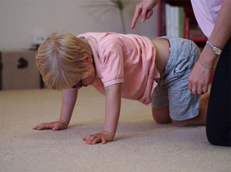 Spinal Galant Reflex and ADHD