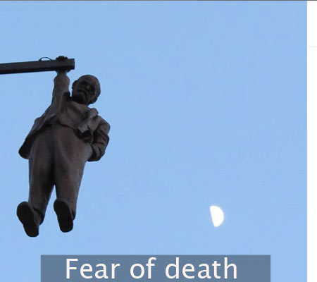 what is fear of death? how to avoid it 1