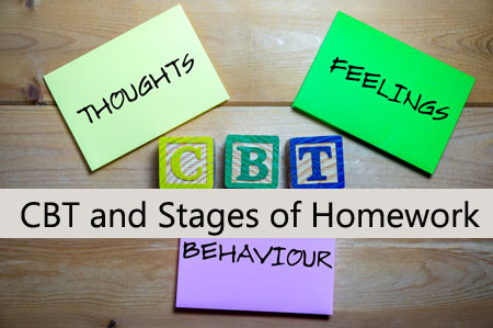 CBT and Stages of Homework