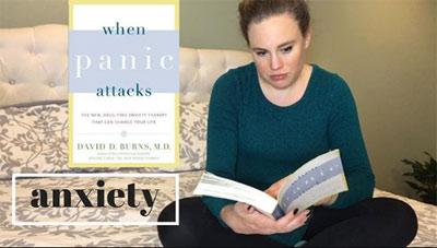 book review:when panic attacks - david d. burns 2