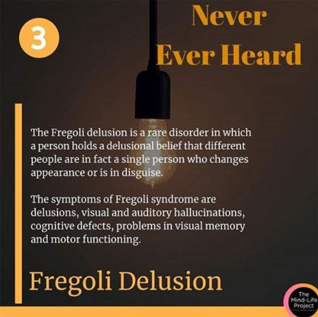 fregoli syndrome 1