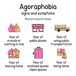 Treatment in Specific Phobias such as Height Phobia
