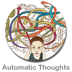 automatic thoughts and examples 1