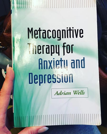 adrian wells and metacognitive therapy 1