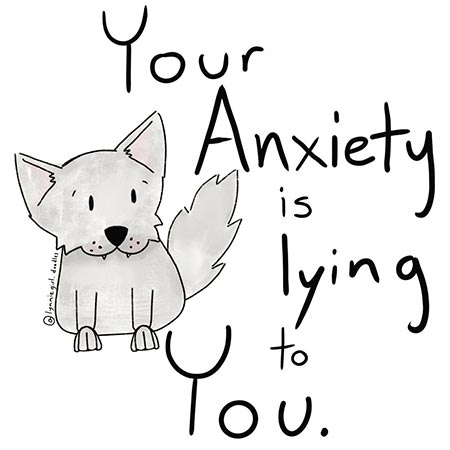 what is anxiety nausea? what causes it? 1