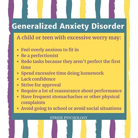 generalized anxiety disorder 1