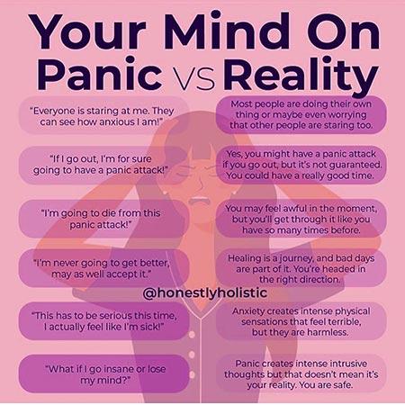 panic attacks & panic disorder 3