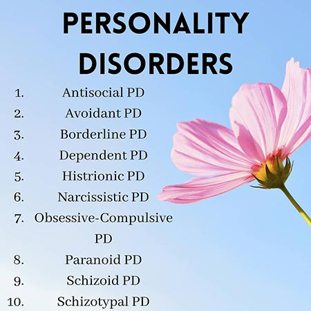 personality disorders 1