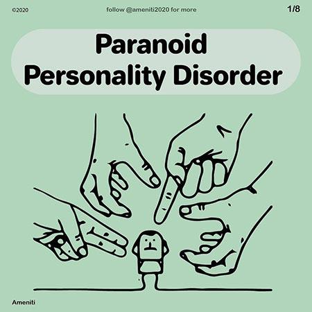 paranoid personality disorder 1