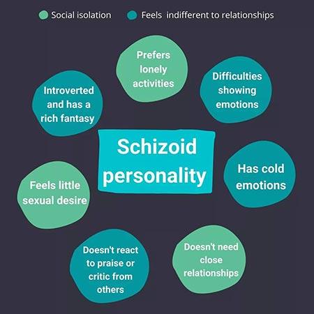 schizoid personality disorder 1