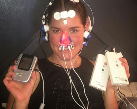 what is ces (cranial electrotherapy stimulation) treatment? 1