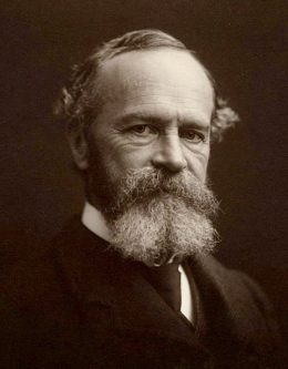 william james biography: philosopher and psychologist